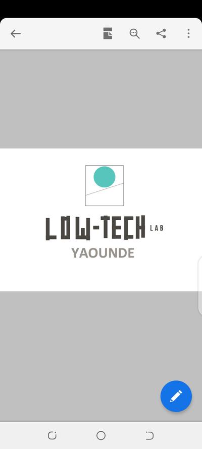 Low-tech lab cameroun